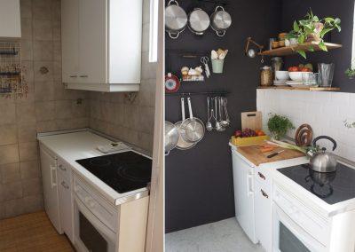cocina nueva sin obras