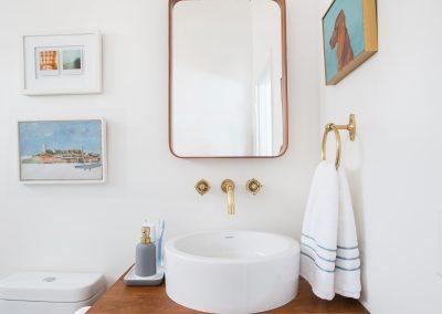 baños con color