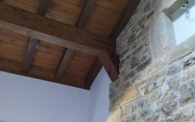 Interiorismo en casas rurales